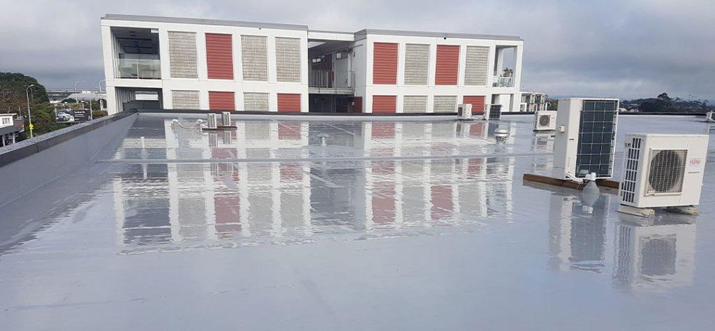 Remuera apartment warm roof case study