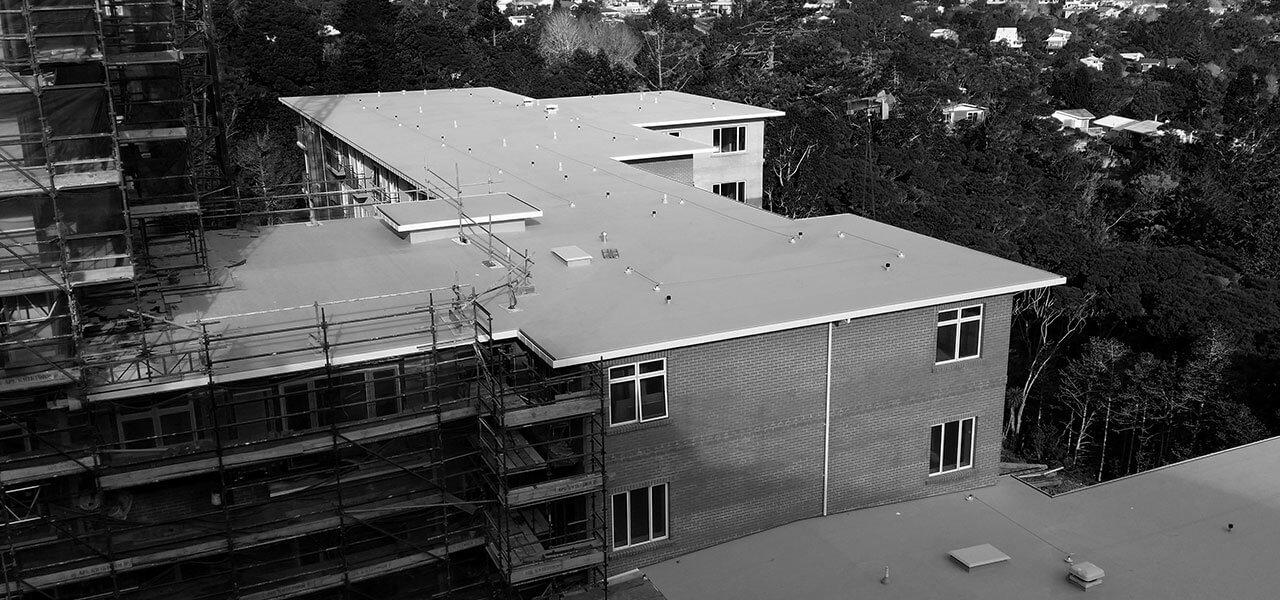 Retirement village rooftop
